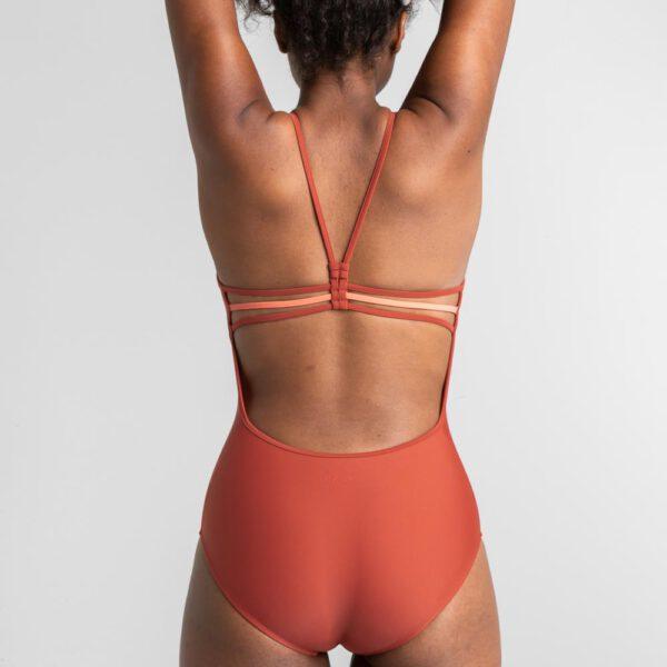 Inaska Swimwear Badeanzug CHILL Lava Rostrot    5.jpg
