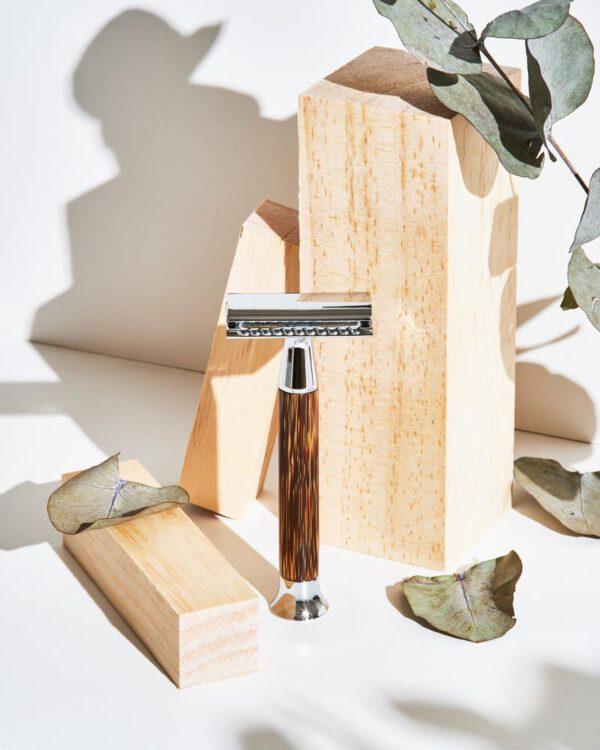 Rasierhobel Bambus 2